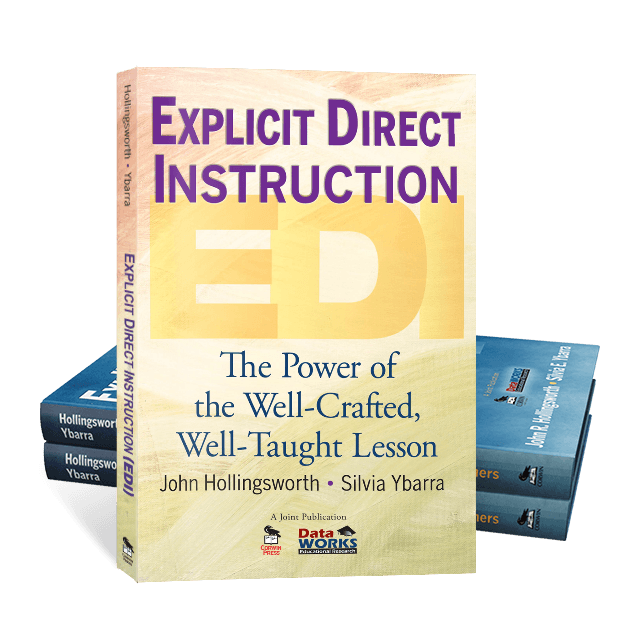Explicit Direct Instruction (EDI) Book