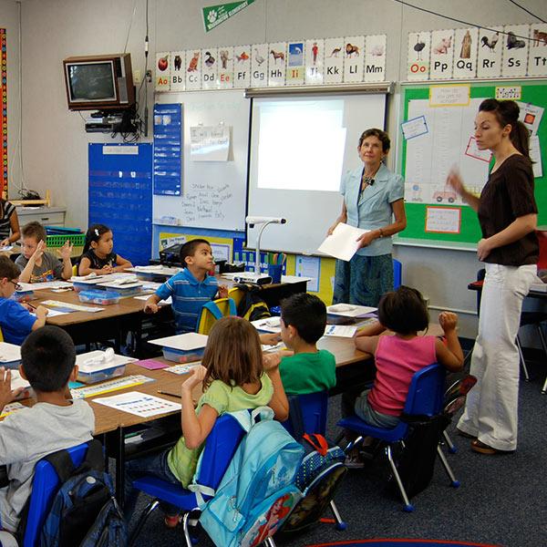 Lesson Demonstrations | Teacher Training