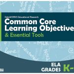 english language arts kindergarten learning objectives