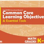 mathematics kindergarten learning objectives