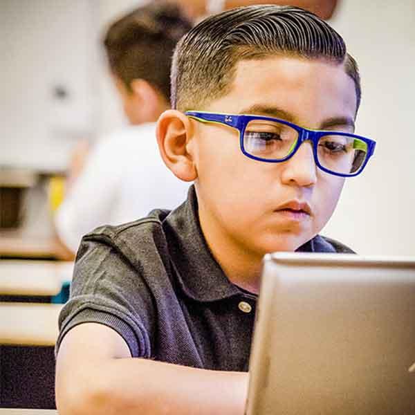 EL Student During Teacher Training