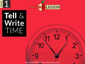 Educeri Grade 1 Lesson - Tell and Write Time