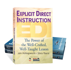 Explicit Direct Instruction (EDI) Book