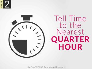 Educeri Grade 2 Lesson - Tell Time to the Nearest Quarter Hour