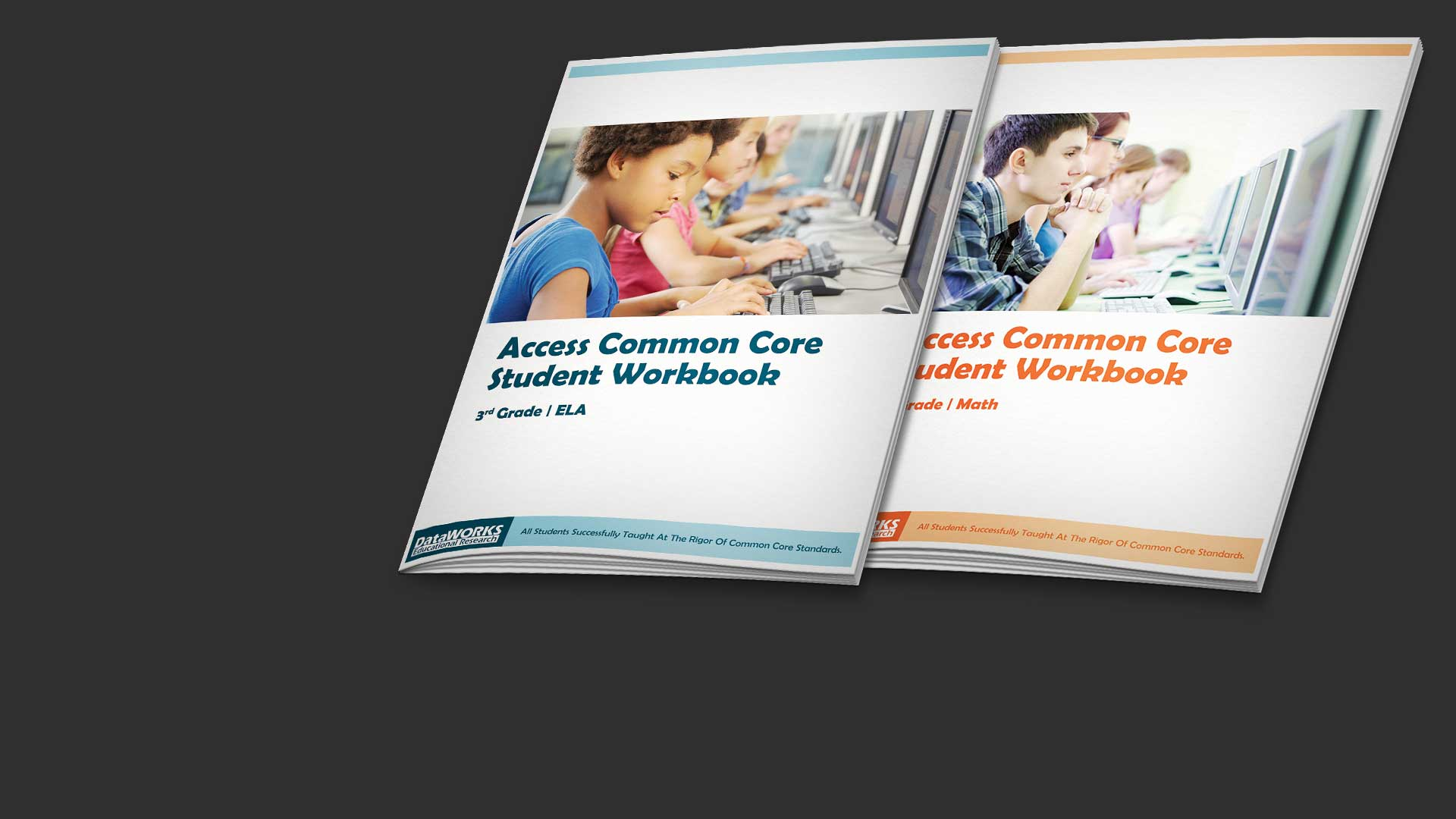 DataWORKS Access Common Core Student Workbooks