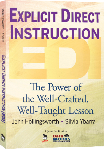 explicit direct instruction book